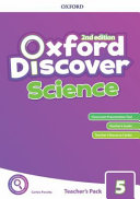 OXFORD DISCOVER SCIENCE