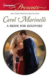 A Bride for Kolovsky