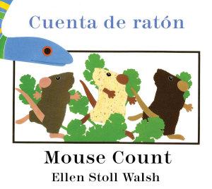 Cuenta de Rat  n Mouse Count  bilingual Board Book