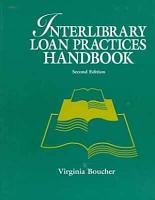 Interlibrary Loan Practices Handbook PDF