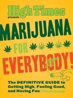 Marijuana for Everybody  PDF