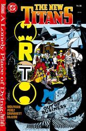 The New Titans (1988-1996) #60