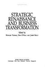 Strategic Renaissance and Business Transformation