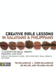 Creative Bible Lessons in Galatians and Philippians PDF