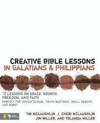 Creative Bible Lessons In Galatians And Philippians Book PDF