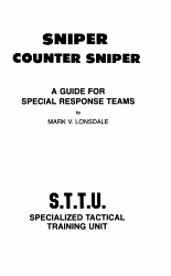 Sniper Counter Sniper Book PDF