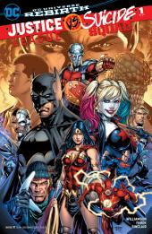 Justice League vs. Suicide Squad (2016-) #1