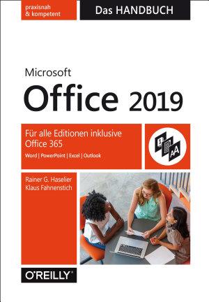 Microsoft Office 2019     Das Handbuch PDF