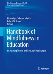 Handbook of Mindfulness in Education