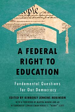 A Federal Right to Education PDF