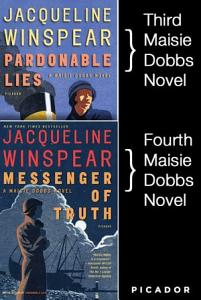 Maisie Dobbs Bundle  1  Pardonable Lies and Messenger of Truth Book