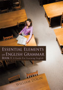 Essential Elements of English Grammar
