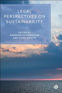 Legal Perspectives on Sustainability PDF