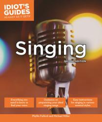 Idiot S Guides Singing 2e Book PDF