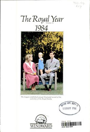 The Royal Year  1984 PDF