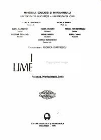 Istoria limbii rom  ne PDF