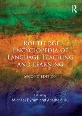 Routledge Encyclopedia of Language Teaching and Learning PDF