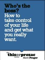 Who s the Boss  PDF