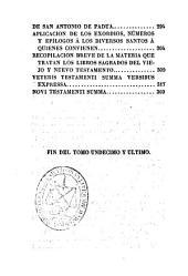Colección de sermones panegíricos originales: (1849.373 p.)