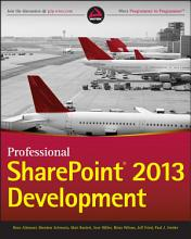Professional SharePoint 2013 Development PDF