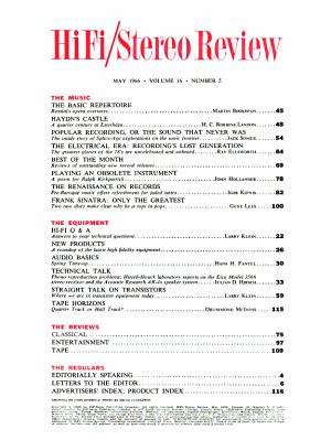 Hi Fi stereo Review PDF