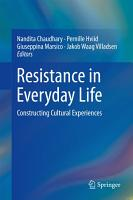 Resistance in Everyday Life PDF