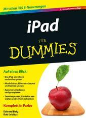 iPad für Dummies: Ausgabe 3