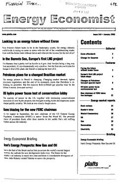 Energy Economist PDF