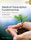 Medical Transcription Fundamentals