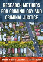Research Methods For Criminology And Criminal Justice Book PDF