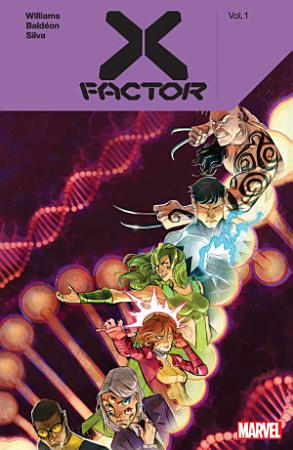 X Factor By Leah Williams PDF
