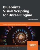Blueprints Visual Scripting for Unreal Engine PDF