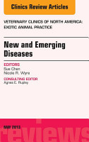 New and Emerging Diseases  An Issue of Veterinary Clinics  Exotic Animal Practice  PDF