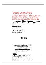 McDougal, Littell English