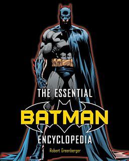 The Essential Batman Encyclopedia Book