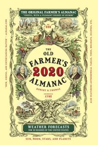 The Old Farmer s Almanac 2020  Trade Edition PDF