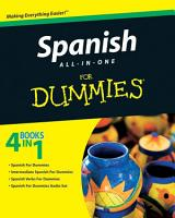 Spanish All in One For Dummies PDF