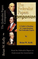 Download The Federalist Papers Companiaon Book