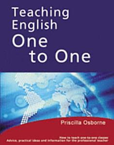 Teaching English One-to-one