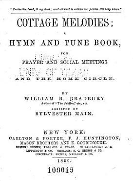 Cottage Melodies PDF