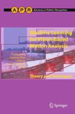 Machine Learning for Vision-Based Motion Analysis