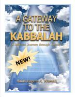 A Gateway to the Kabbalah PDF