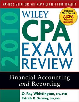 Wiley CPA Exam Review 2010  Financial Accounting and Reporting PDF