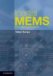 Inertial MEMS: Principles and Practice
