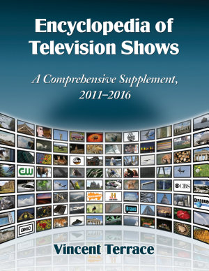 Encyclopedia of Television Shows PDF