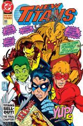 The New Titans (1988-) #93