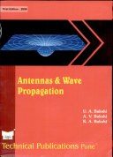 Antennas And Wave Propagation PDF