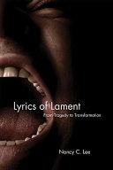 Lyrics of Lament