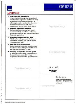 Automotive Engineering International PDF