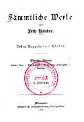 Sämmtliche Werke: Hanne Nüte. Olle Kamellen II. Gedichte